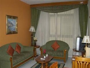 Отель Al Maha Regency Suites 3*, Шарджа - фото 6