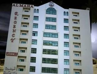 Отель Al Maha Regency Suites 3*, Шарджа - фото 2