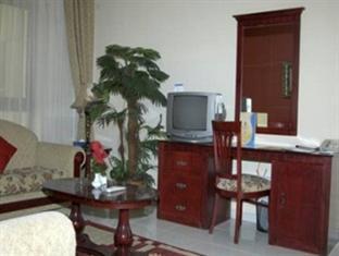 Отель Al Maha Regency Suites 3*, Шарджа - фото 8