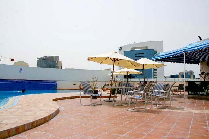 Отель Holiday Inn Bur Dubai Embassy District 4*,  - фото 6