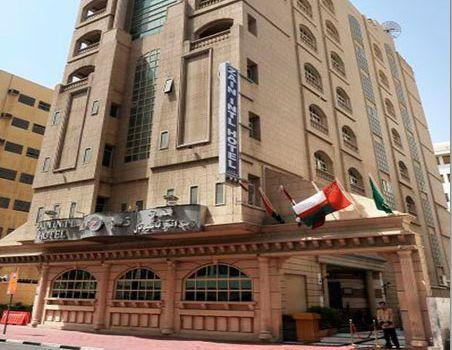 Отель Zain International Hotel 3*, Дубаи - фото 1