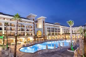Горящие туры в отель  Делюкс отель Турция 5*, Раннее Бронирование,544 eur, Alva Donna Exclusive Hote 5*