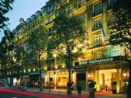 Горящие туры в отель Ambassadeur 3*, Париж,