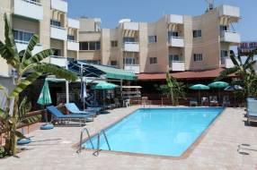 Горящие туры в отель Boronia Hotel Apts 2*, Ларнака,