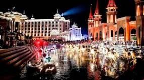 Горящие туры в отель Лучший Вип развлекательный отель Турции 5* Rixos The Land Of Legends от 409eur ,ультра все включено