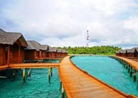 Горящие туры в отель Fihalhohi Island Resort 3*, Мале,