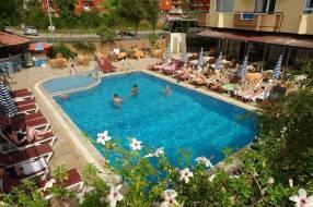 Горящие туры в отель Semt Luna Beach Hotel 3*,